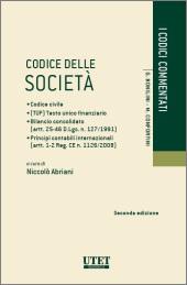 Codice delle Società 2016