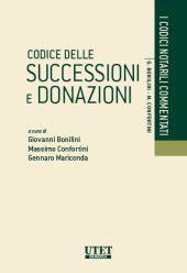 Codice delle successioni e donazioni