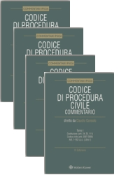 Codice di Procedura Civile - Commentario