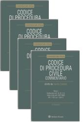 Codice di Procedura Civile - Commentario