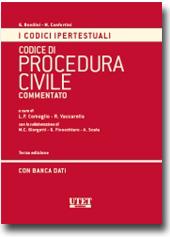 Codice ipertestuale di procedura civile commentato