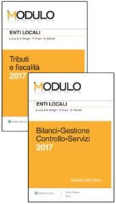 Collana Modulo Enti Locali (2 volumi): Bilanci Gestione Controllo Servizi + Tributi e Fiscalità