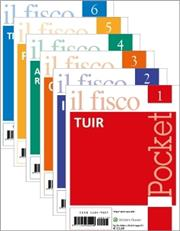 """Collana """"Pocket Il Fisco 2016"""" - 6 guide pratiche"""