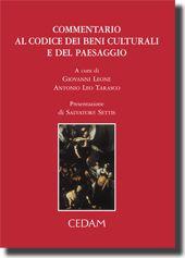 Commentario al codice dei beni culturali e del paesaggio.