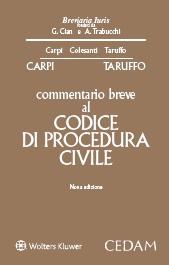 Commentario breve al Codice di Procedura civile