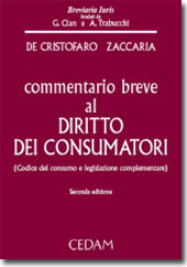 Commentario breve al diritto dei consumatori