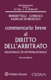 Commentario breve al diritto dell'arbitrato nazionale ed internazionale