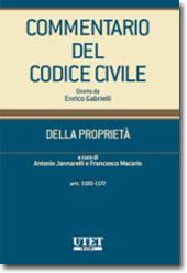Commentario del Codice civile diretto da Enrico Gabrielli <br> Della Proprietà - Vol. III: artt. 1100-1172