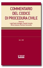 Commentario del Codice di Procedura Civile - Vol. 1 : Artt. 1-98 c.p.c.
