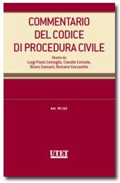 Commentario del Codice di Procedura Civile - Vol. II: Artt. 99-162 c.p.c.