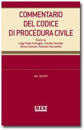 Commentario del Codice di Procedura Civile - Vol. IV: Artt. 323-394 c.p.c.