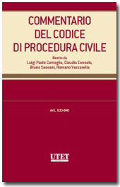 Commentario del Codice di Procedura Civile - Vol VI.: Artt. 474-601