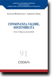 Consonanza valore sostenibilità