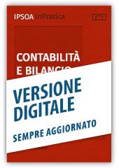Contabilità e Bilancio - Libro digitale sempre aggiornato