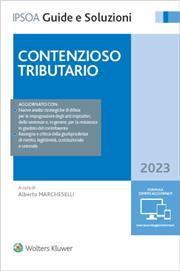 Contenzioso tributario 2016