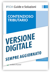 Contenzioso tributario - Libro Digitale sempre aggiornato