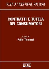 Contratti e tutela dei consumatori