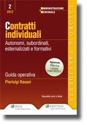 Contratti individuali