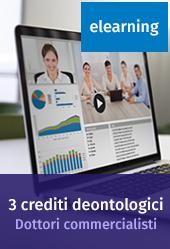 Crediti deontologici per Dottori commercialisti - pacchetto 3 corsi online
