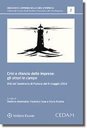 Crisi e rilancio delle imprese: gli attori in campo