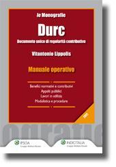 DURC - Documento Unico di Regolarità Contributiva