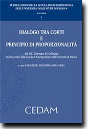 Dialogo tra corti e principio di proporzionalità