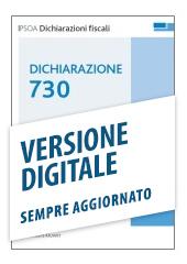 Dichiarazione 730 - Libro digitale sempre aggiornato
