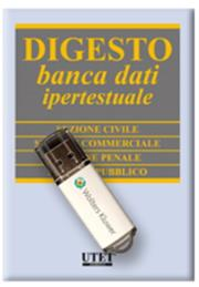 Digesto - Banca Dati Ipertestuale 2019 (Versione completa su chiavetta USB)