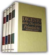 Digesto Discipline Privatistiche - Sezione Civile - Settimo aggiornamento