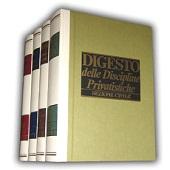 Digesto Discipline Privatistiche - Sezione Commerciale - Ottavo aggiornamento