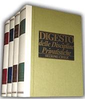 Digesto delle Discipline Privatistiche - Sezione Civile - Undicesimo aggiornamento