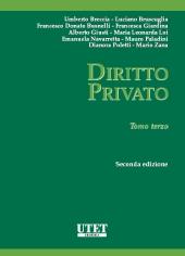 Diritto Privato - Tomo III