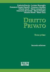 Diritto Privato - Tomo I