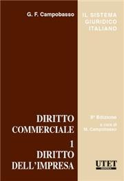 Diritto commerciale - Vol. I: Diritto dell'impresa