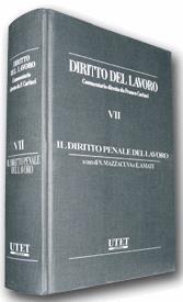 Diritto del lavoro - Vol. VII: Il Diritto penale del lavoro