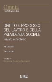 Diritto e processo del lavoro e della previdenza sociale