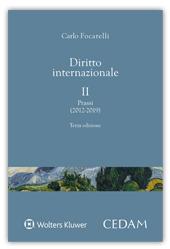 Diritto internazionale II: Prassi (2012-2019)