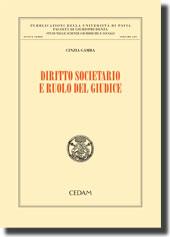 Diritto societario e ruolo del giudice