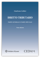 Diritto tributario - Parte generale e parte speciale
