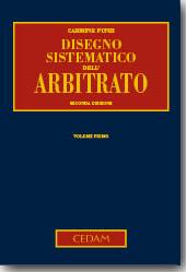 Disegno sistematico dell'arbitrato
