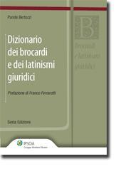 Dizionario dei brocardi e dei latinismi giuridici