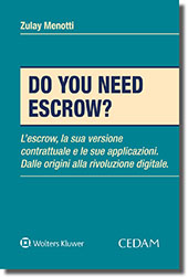 Do you need escrow?