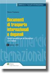 Documenti di trasporto internazionali e doganali