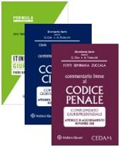 ESAME AVVOCATO 2018 - Offerta 2 Appendici di Aggiornamento (Codice civile e Codice penale) + Itinerari di Giurisprudenza