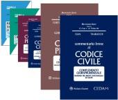 ESAME AVVOCATO 2018 - Offerta 2 Commentari Civile + Penale con Appendici di aggiornamento + Tramontano + Manuale
