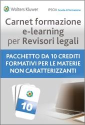 E-learning per Revisori Legali