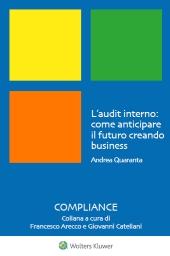 Ebook - L'audit interno:  come anticipare  il futuro creando  business