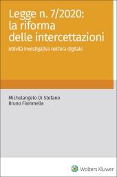 Ebook - Legge 7/2020: la riforma delle intercettazioni