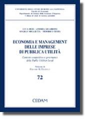 Economia e management delle imprese di pubblica utilità.
