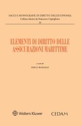 Elementi di diritto delle assicurazioni marittime